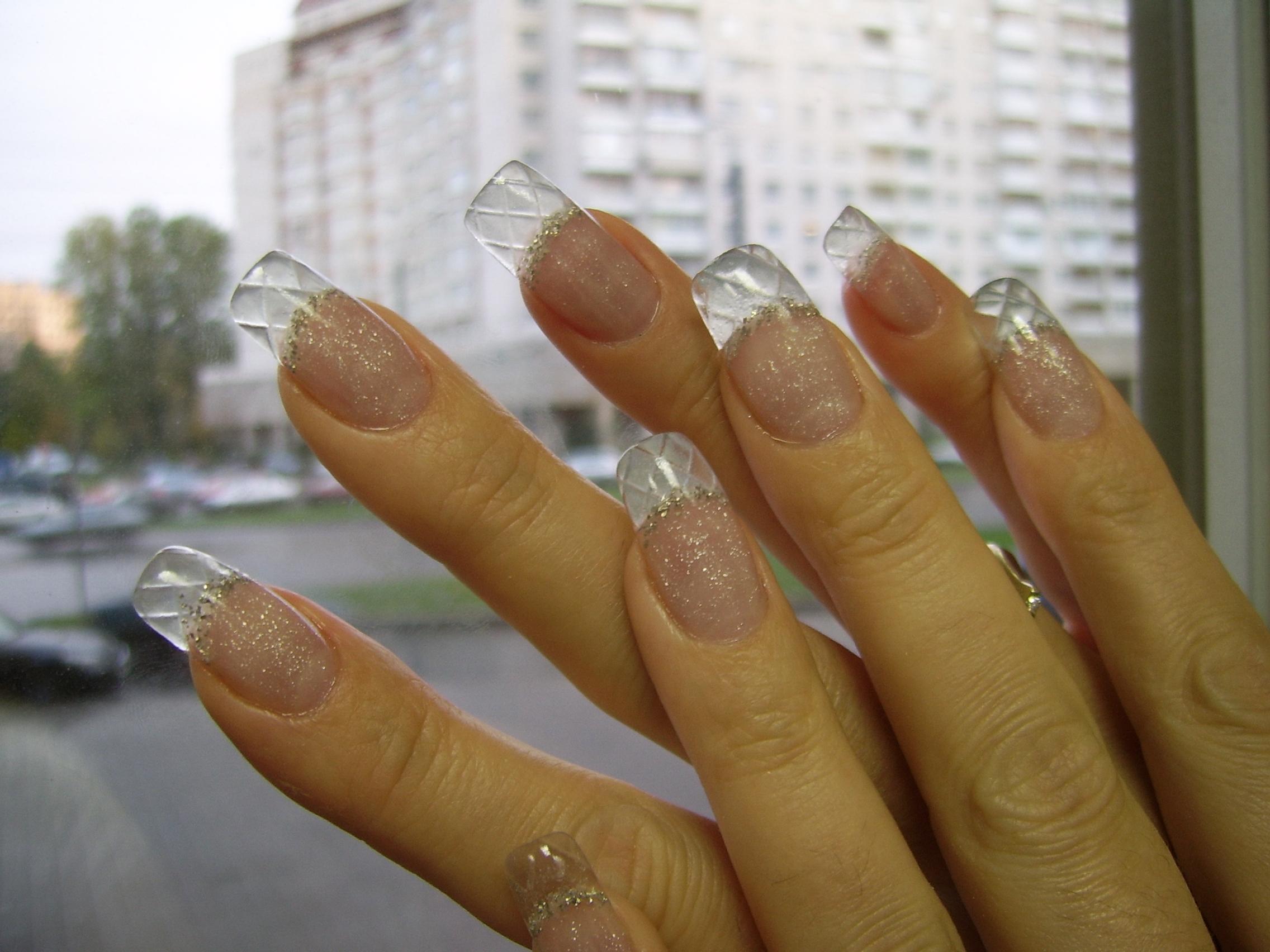 Дизайн ногти хрустальные фото